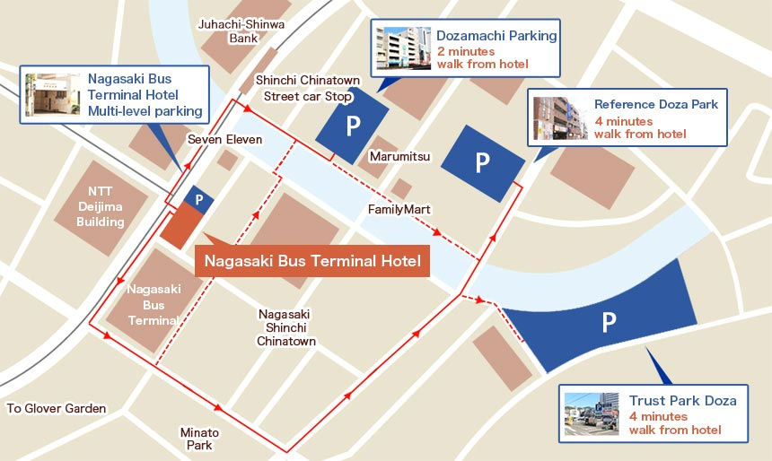 ACCESS MAP|BY CAE